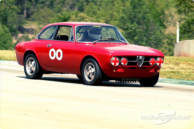 Gordon Smith's Alfa GTV