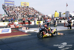 Pro Stock Bike final
