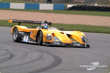 Panoz's Peter Boss