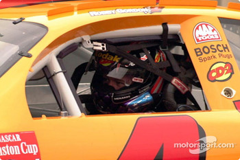 Robby Gordon ready to go