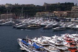 Monaco: the port