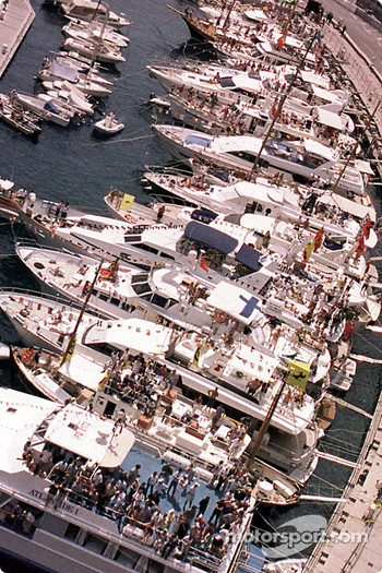 Sweet Monaco life: the port