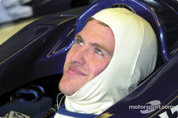 A happy Ralf Schumacher