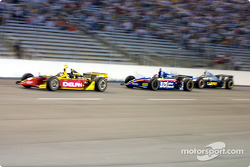Scott Sharp, Greg Ray and Eddie Cheever