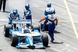 Alex Tagliani heading back on the track