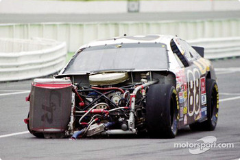 Dale Jarrett in trouble