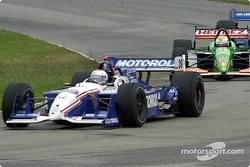 Andretti leads Jourdain, Jr.