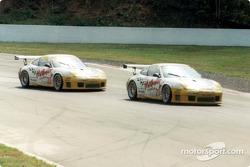 Identical twins, Herr Porsche?