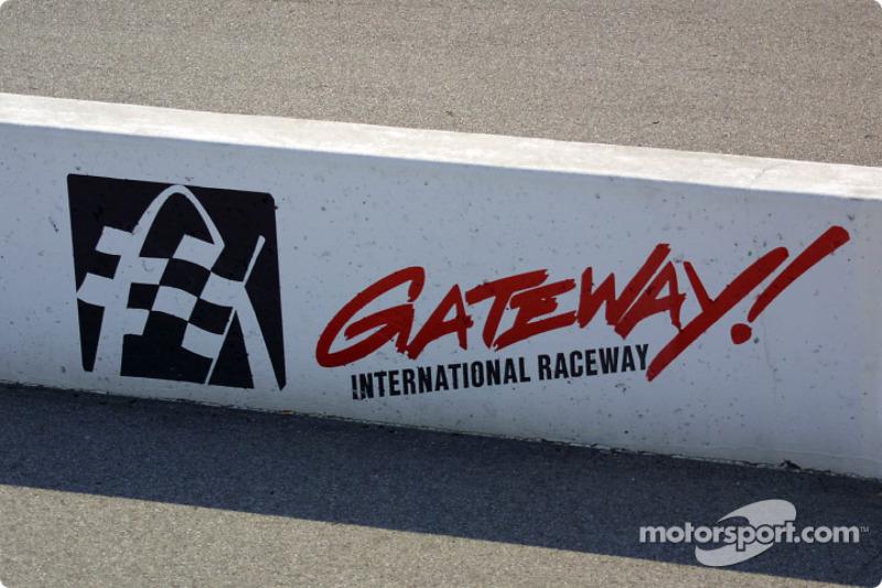 Welcome to Gateway International Raceway