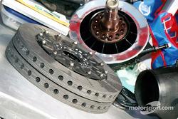 Carbon brake disks