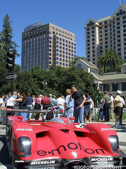 Panoz at Cesar Chavez Park in San Jose