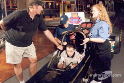 To salute the 50th anniversary of the National Hot Rod Association (NHRA), Henry Ford Museum currently has a dramatic display that includes a competitive Top Fuel dragster and Funny Car