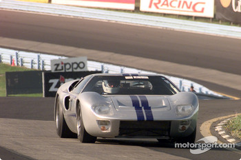 Bill Osterower - GT40 mk IIB