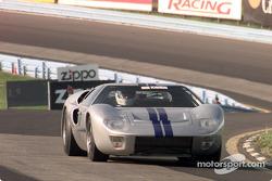 Bill Osterower - GT40 mk IIB
