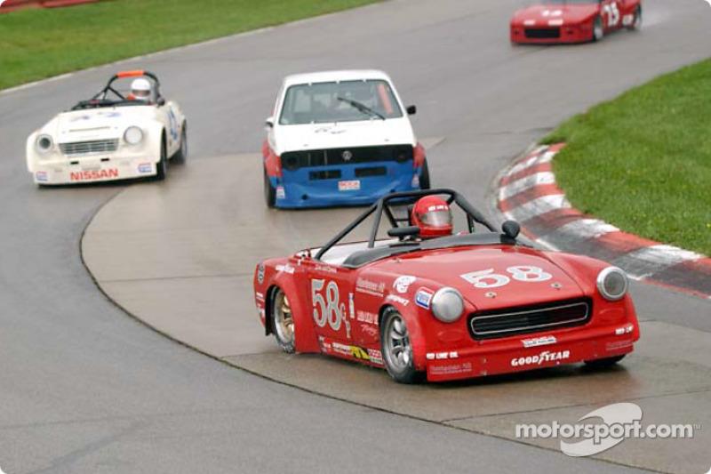 Race 2, G Production: Dan Huntsman
