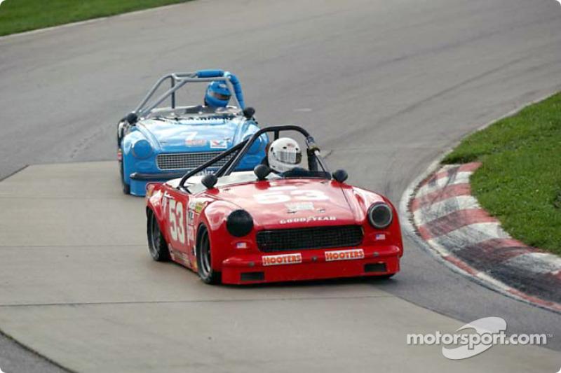 Race 14, F Production: Jim Creighton