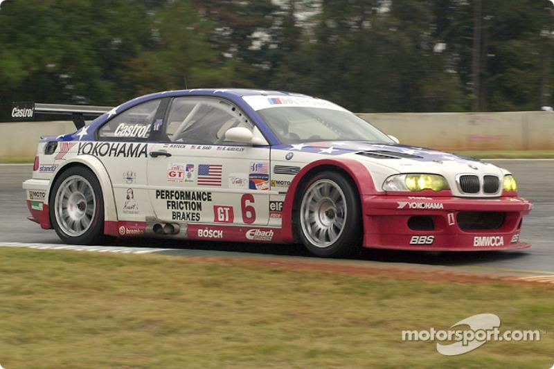 Team PTG BMW M3