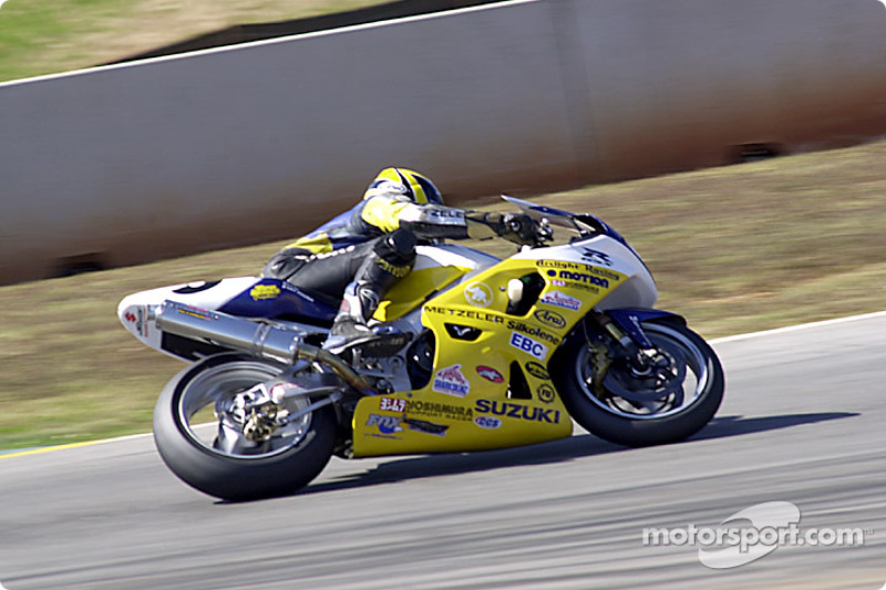 Arclight Racing Suzuki