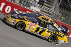 Matt Kenseth and Michael Waltrip