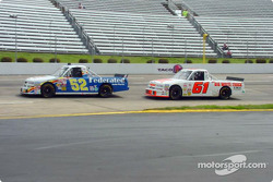 Ken Schrader and Randy Tolsma