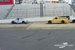 Ricky Hendrick and Matt Crafton