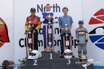 HPV-Junior Sportsman podium