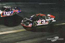 Dale Earnhardt and Jeremy Mayfield