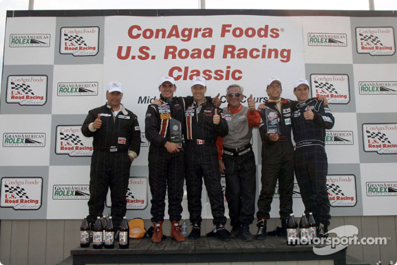 Archangel Motorsport Services celebrates another win