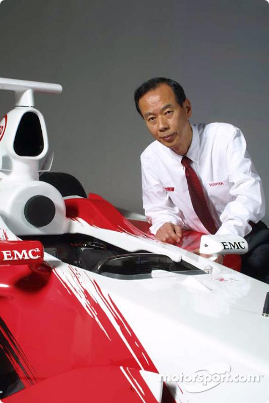 Vice President Ichiro Kowada