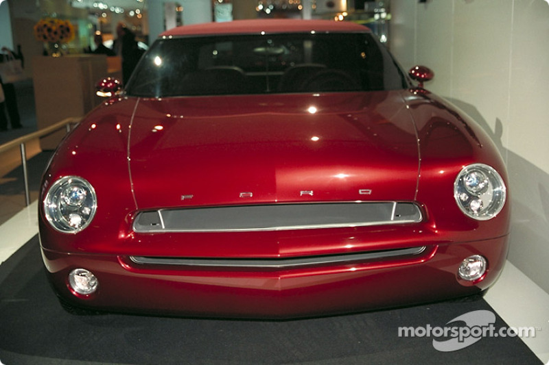 Ford Forty Nine concept car front end