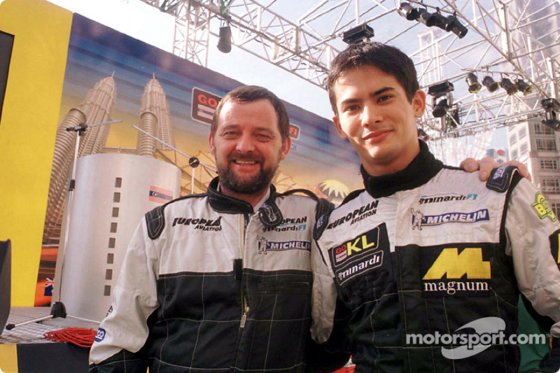 Paul Stoddart and Alex Yoong
