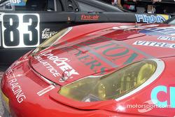 Porsche and Saleen