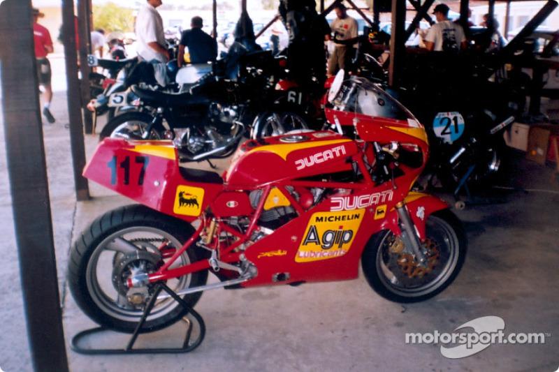 Jim Redman's Ducati