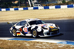 The Seikel GT Porsche featured local driver Bryner with Wallinder and Lister