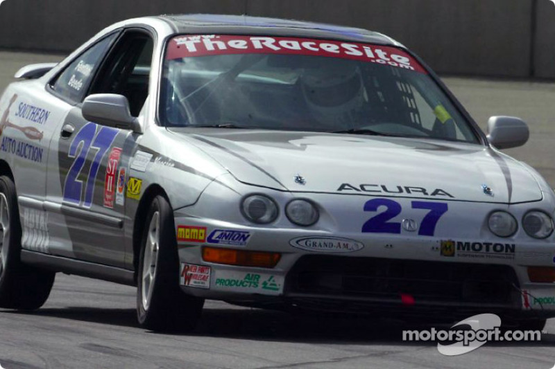 Bill Fenton Motorsports earned its second Sport Touring II victory in Sunday's Grand-Am Cup 250 at California Speedway