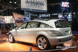 Mercedes Benz Grand Sports Tourer