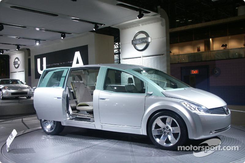 Nissan Quest concept