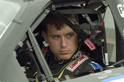 Potential rookie of the year Ryan Newman
