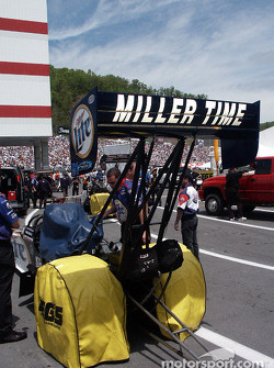 Almost Miller time in Thunder Valley