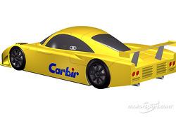 Carbir Race Cars will build the Carbir C4 for the Daytona Prototypes class.