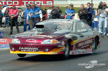 Greg Anderson took the Pro Stock title
