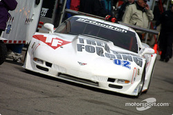 Revolution Motorsports Corvette