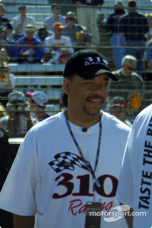 Ice T with team 310
