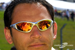 Abt Sportsline director Hans-Jürgen Abt
