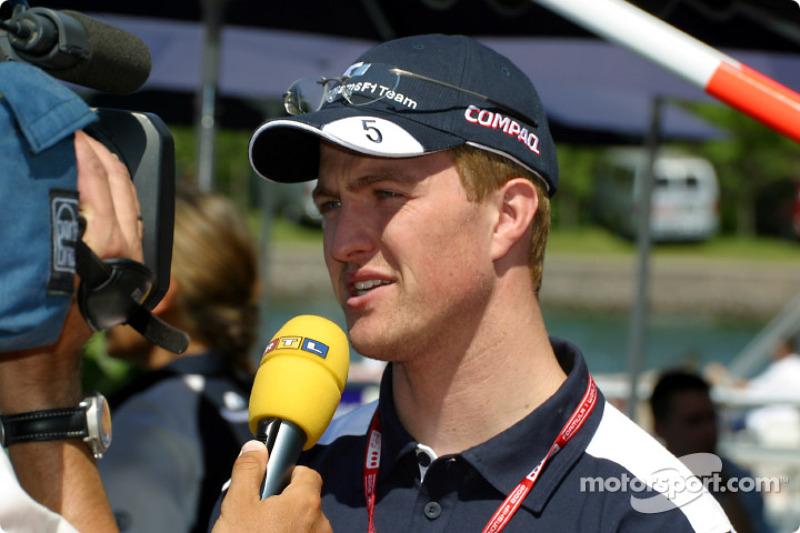 Interview for Ralf Schumacher