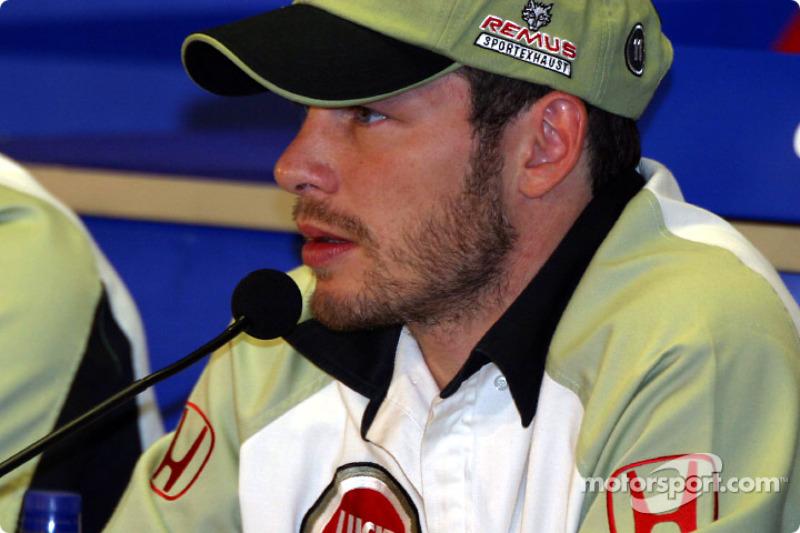 FIA Friday press conference: one last question for Jacques Villeneuve