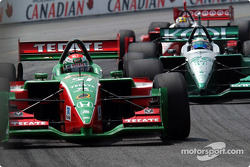 Adrian Fernandez and Paul Tracy
