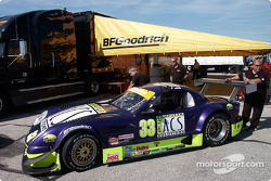 Boris Said's Panoz
