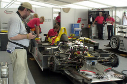 Motorsport.com's Ken Plotkin views the complex plumbing