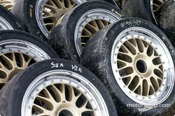 Mosler wheels